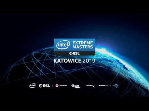 Live: IEM Katowice SC2 - Group Stage - Stream C