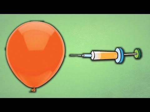 İğne ile Balon Patlatma Oyunu