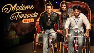 We Met Salman Khan & 39 other Celebrities  | Madame Tussauds Delhi