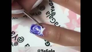 Уроки маникюра гелем для начинающих пошагово видео