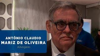 Antônio Claudio Mariz de Oliveira | Advogado