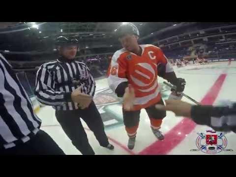 Hockey Referee Gopro View!/Хоккей глазами судьи!