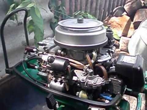 Мотор ветерок 12 схема