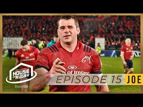 Doug Howlett interview, true Munster grit and Leinster v Ulster - Baz & Andrew's House of Rugby Ep15