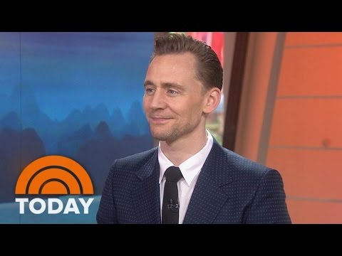 Tom Hiddleston On 'Kong: Skull Island,' His Relationship With Taylor Swift | TODAY fragman