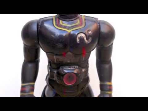 ACTION FIGURES - BLACK KAMEN RIDER