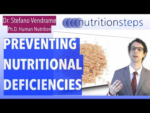 Preventing Nutritional Deficiencies