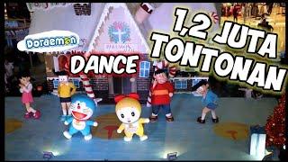 Video Doraemon dance download MP3, 3GP, MP4, WEBM, AVI, FLV Juni 2018