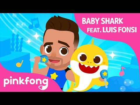 Baby Shark – Pinkfong ft. Luis Fonsi