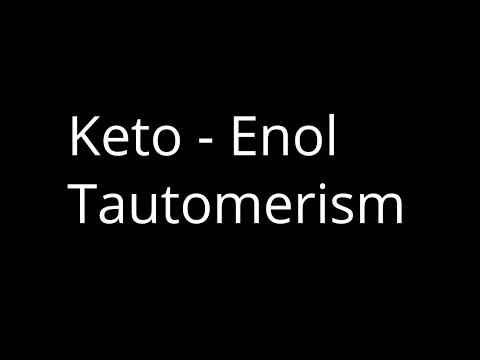 keto-enol-tautomerism