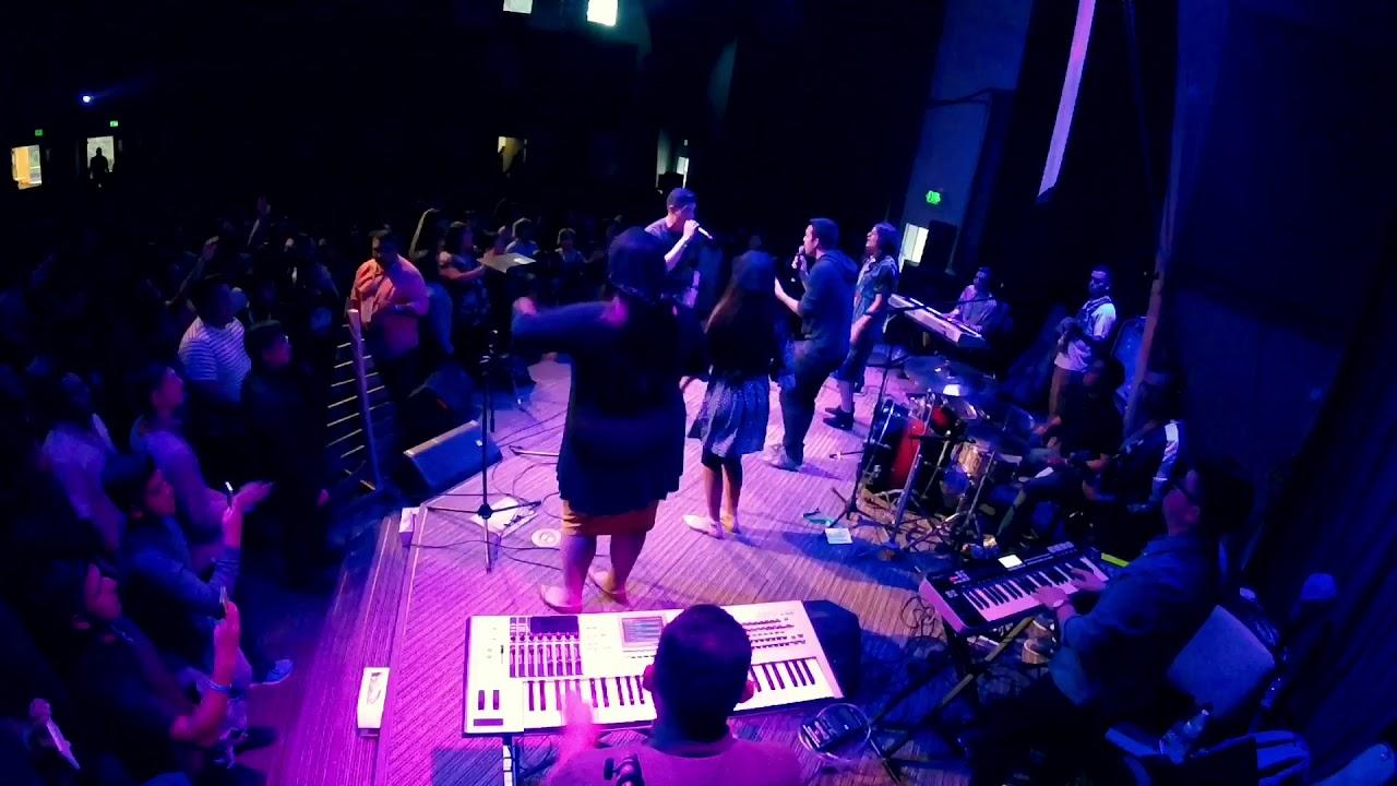 IDCN Youth Camp 2017 // West Coast Shout! // Praise Break