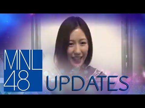 MNL48: Mayu Watanabe Invites You To Support MNL48!
