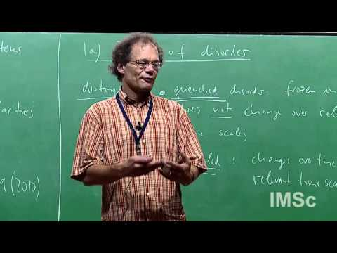 Phases and Phase transitions in Disordered Quantum Systems I:Thomas Vojta