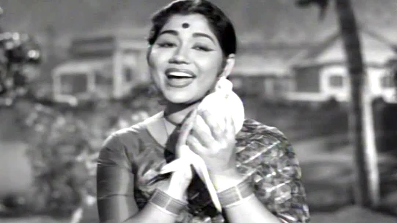 Manchi Manasulu Songs - Oho Oho Pavurama - Akkineni Nageswara Rao, Savitri,  Showkar Janaki