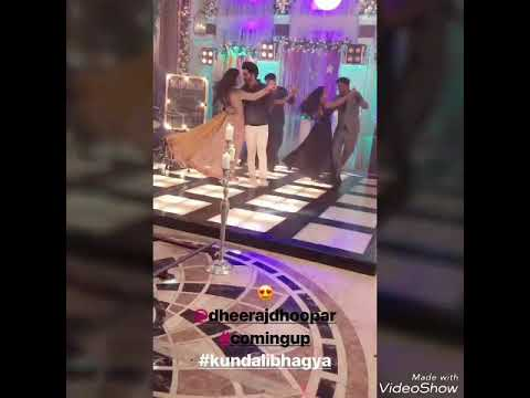   Kundali Bhagya   Karan-Preeta Upcoming Unseen Dance Performance 11th April 2018
