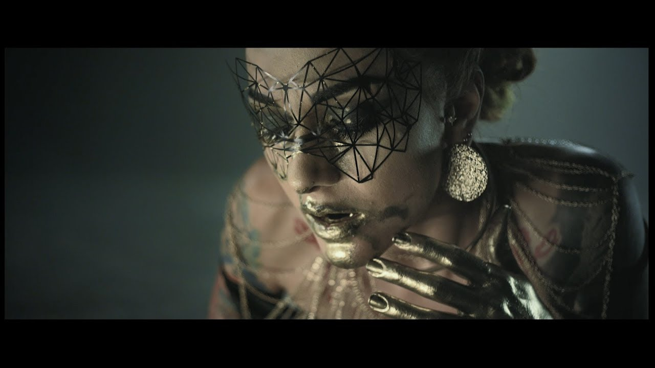 INFECTED RAIN - Black Gold (Official Video)   Napalm Records