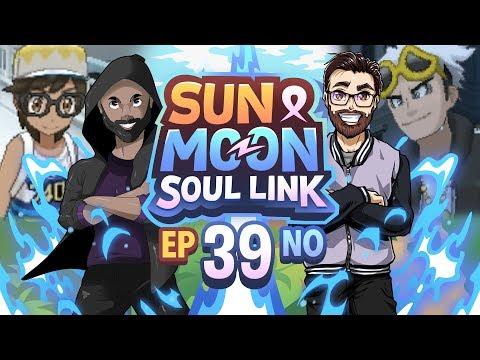 Pokémon Sun & Moon Soul Link Randomized Nuzlocke w/ Nappy + Shady - Ep 39