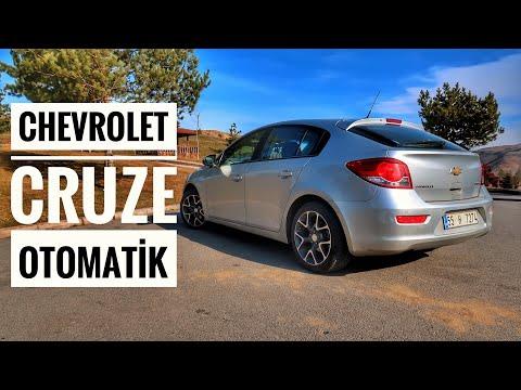Chevrolet CRUZE Otomatik | İnceleme Test | Otomobil Günlüklerim