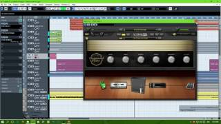 Mixing Saosin - Voices (New Cover 2017) Cubase 5