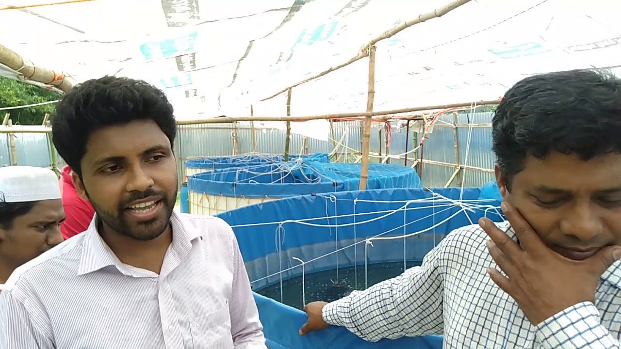 Biofloc Aquaculture update of 11th May 2019 and in-house Training