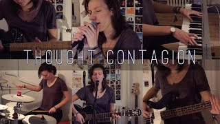 Muse - Thought Contagion | One Girl Band Cover