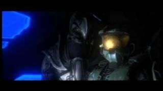 "Halo 3 Cutscenes - 08 - ""Floodgate: Closing"""