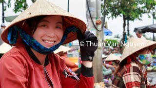 Vietnam    O Mon Village Market    Can Tho City