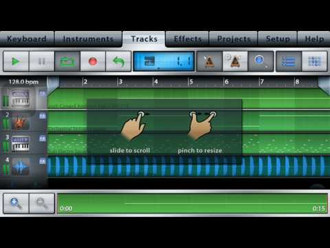Making a Song With Xewton Music Studio