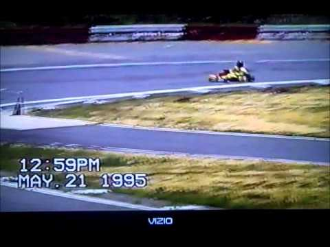 May 21, 1995 New Egypt Speedway Karting