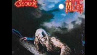 Ozzy Osbourne-Bark At The Moon+Lyrics