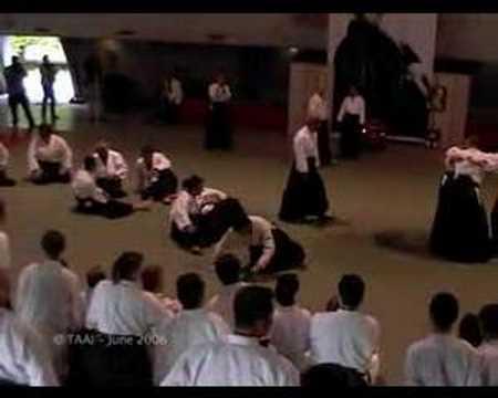 Aikido instruction: jo suburi 1 thru 20из YouTube · Длительность: 5 мин28 с