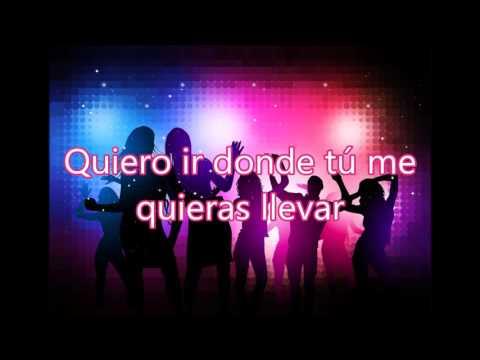 Epicentro Live - Quiero Ir Donde Tu Vayas (Letra)