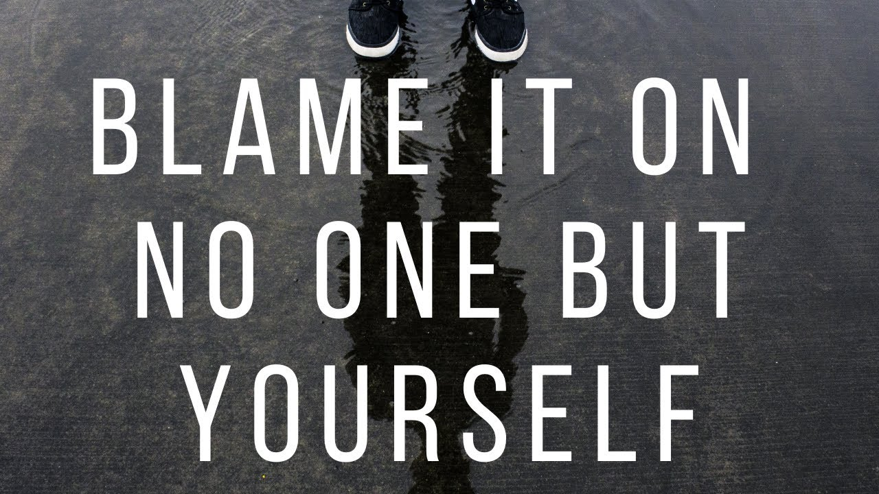 Sunday Morning - November 8, 2020 - Blame It On No One But Yourself - Minister Reeves