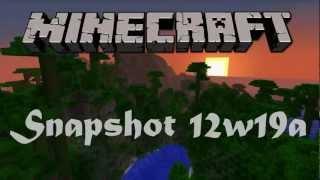 Minecraft Snapshot: 12w19a -  [Deutsch]