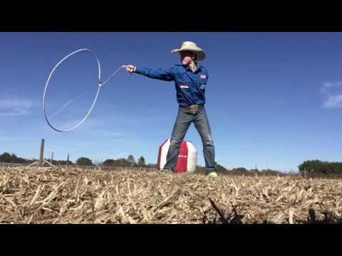 Jake Gray Trick Roping