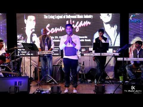 Yeh Dil Deewana - Pardes   Singer Diamond Live   Shahrukh Khan   Sonu Nigam   Nadeem Shravan   Darss