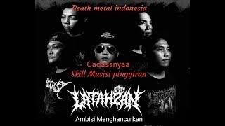 Death Metal Indonesia . Latahzan - Ambisi Menghancurkan
