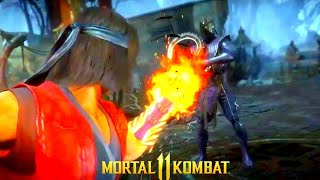 Mortal Kombat 11-New intros and ones I missed(Updated)
