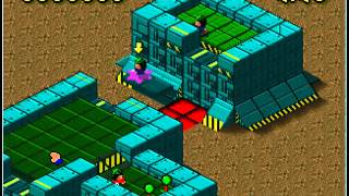 Lemmings Paintball - Part 5 - Tricky Levels 25 and 26