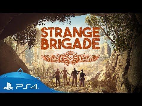 Strange Brigade | Global Announce Trailer | PS4