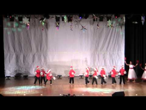 KCS Jingle Bells 2012 Lathiri Poothiri...