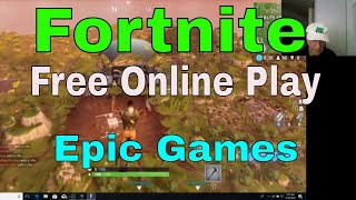 Howard's Tech Blog. Fortnite Battle Royale Free from Epic Games