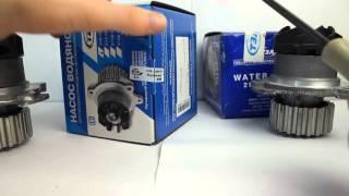 Замена помпы на 8-клапанной ВАЗ-2110 - фото и видео, неисправности и их проверка, цена