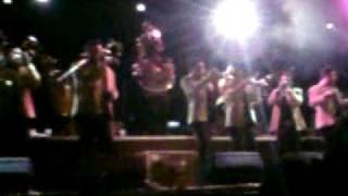 banda ms en el baile de el sabino