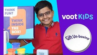 Apps For Kids    Voot Gift Unboxing  Kicha Tube HD