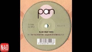 Blak Beat Niks - Do You Want Me (Aspects Of A Remix)