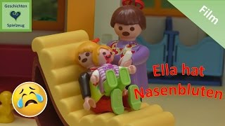 Playmobil Film Deutsch ELLA HAT NASENBLUTEN – 1. KITA TAG
