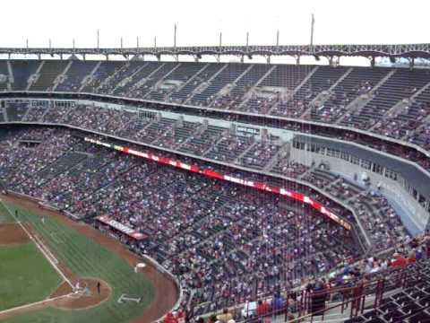 The Ballpark in Arlington, Arlington, TX, September 2011