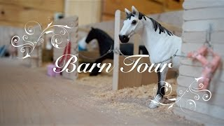 Schleich Barn Tour 2017 - Silver Star Stables