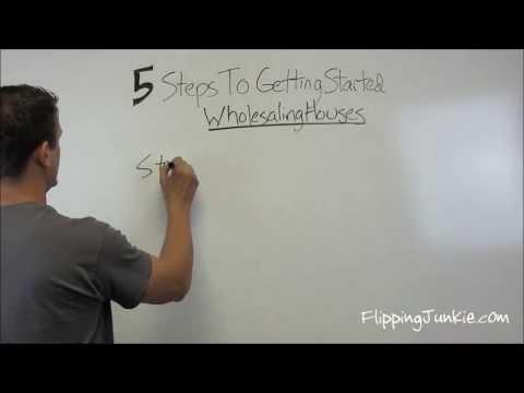 Start Wholesaling Real Estate: 5 Simple Steps (FAST!)